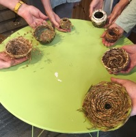 Natural Coiled Basketry 2019