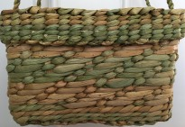 Blackberry weave foraging bag